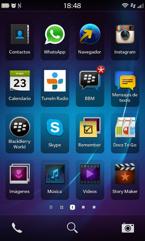 how to download skype on blackberry z10